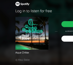 Aqua Chillax ™ on Spotify